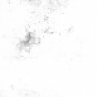Abstract halftone decorative background