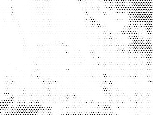 抽象的なハーフトーンデザインの背景ベクトル