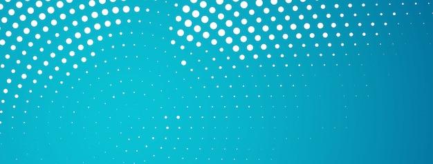 Абстрактный полутоновый дизайн современный баннер