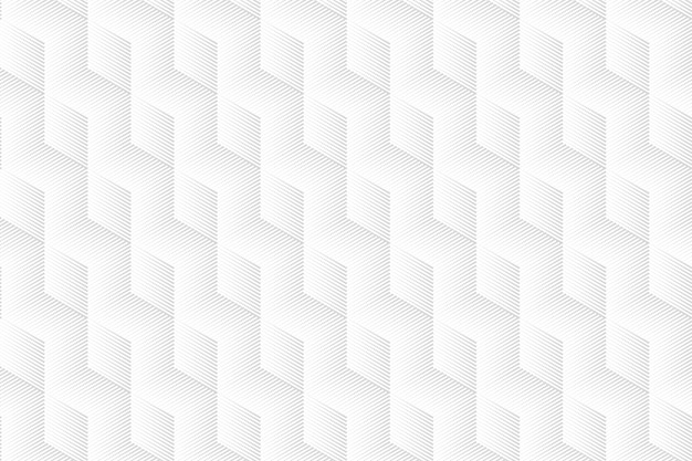 Abstract halftone hexagonal pattern design of geometric artwork background.