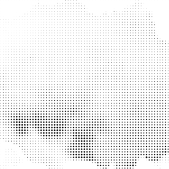 Abstract halftone modern background