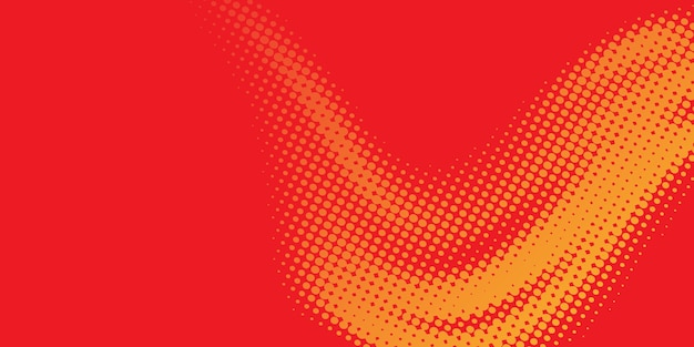 Abstract halftone orange gradient background ecology concept for your graphic design,