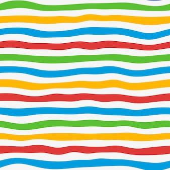 추상 손으로 그린 줄무늬 원활한 패턴, 원활한 줄무늬 패턴, 줄무늬 배경