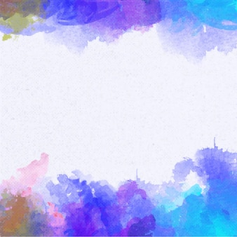 Abstract hand drawn watercolor background.