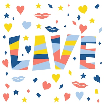 추상 수 제 패턴입니다. 웨딩 카드, 발렌타인 데이 초대장, 사랑 앨범, 휴일 포장지, 가방 인쇄, 티셔츠, 신부 가게 광고, 현대 워크샵 포스터 등을 위한 유치한 벽지