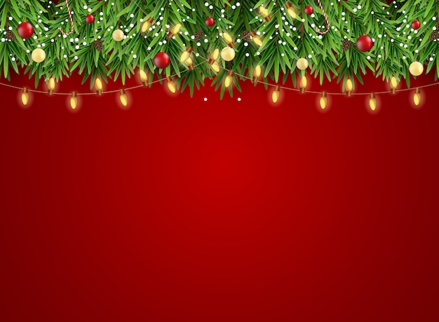 Abstract holiday new year and merry christmas background