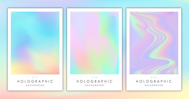 Abstract_holographic_background_collection