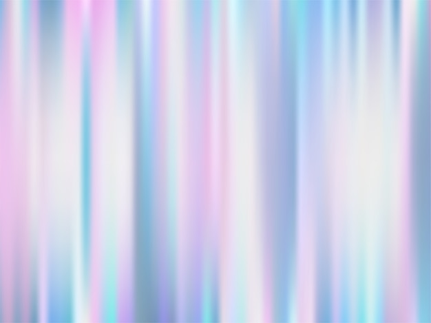 Abstract holographic background