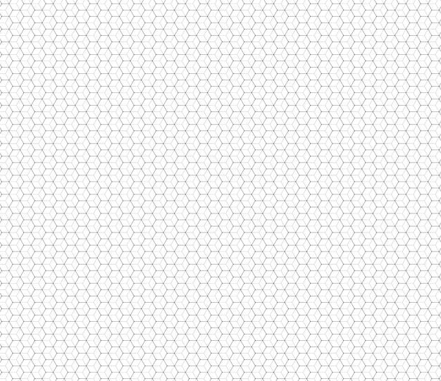 추상 벌집 배경 현대 완벽 한 패턴