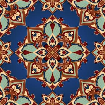 만다라와 추상 인도 패턴입니다.
