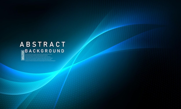 Abstract information computer data technology communication concept vector background