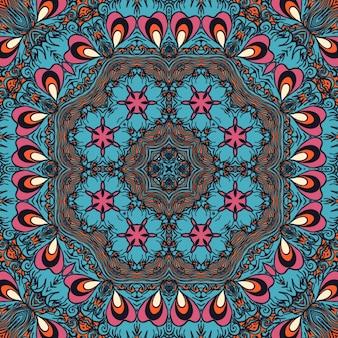 Abstract kaleidoscpe design