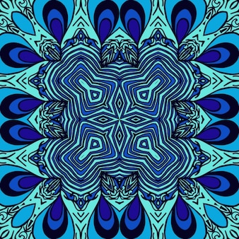 Abstract kaleidoscpe design