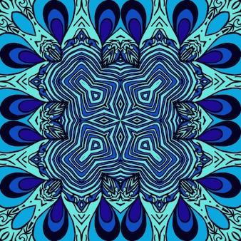 抽象kaleidoscpeデザイン