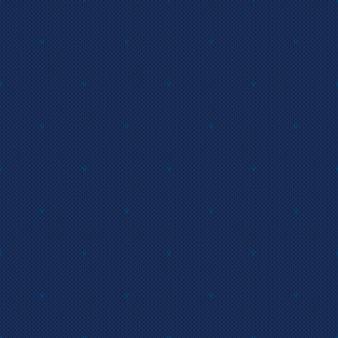 抽象的なニットセーターパターン。青い色の色合いとシームレスな背景をベクトルします。ウールニットテクスチャの模倣。