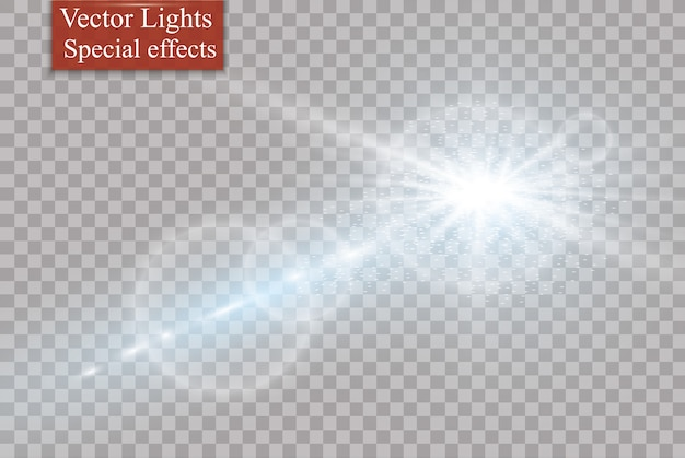 Абстрактные линзы золотые передние солнечные блики прозрачный специальный световой эффект