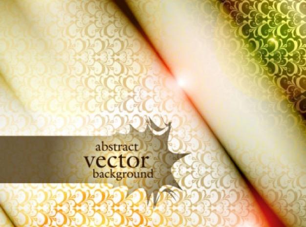 Abstract light art background vector set