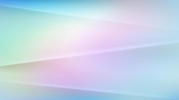 다양한 그라데이션 색상의 추상 밝은 배경