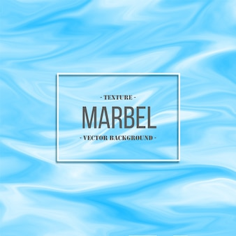 Abstract light blue liquid marble texture background