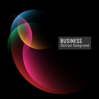 Abstract light business background.
