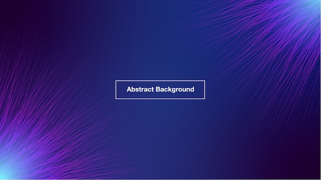 Abstract light lines background design