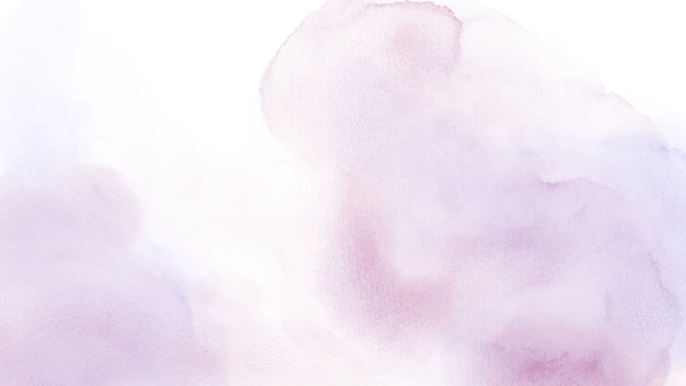 Abstract light pink mixed purple watercolor for background.