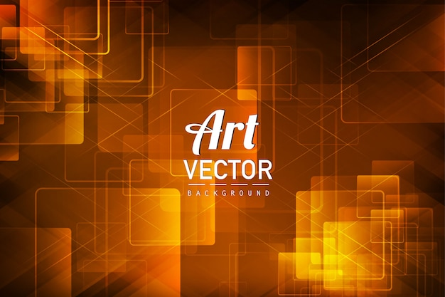 Abstract light shape background