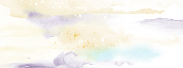 背景の抽象的な光の水彩画。芸術的なベクトルを染色