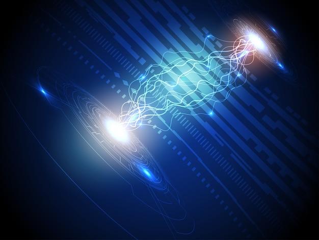 Lightning Technology Vectors, Photos And PSD Files