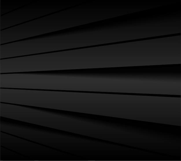 Abstract line black background.