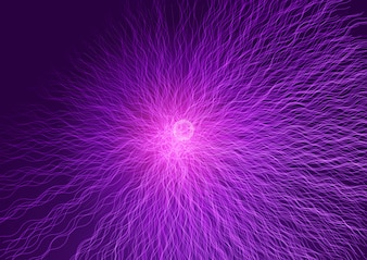 Abstract line explosion background