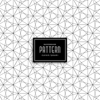Abstract line mesh web style pattern