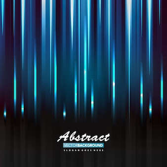 Abstract line shapes background