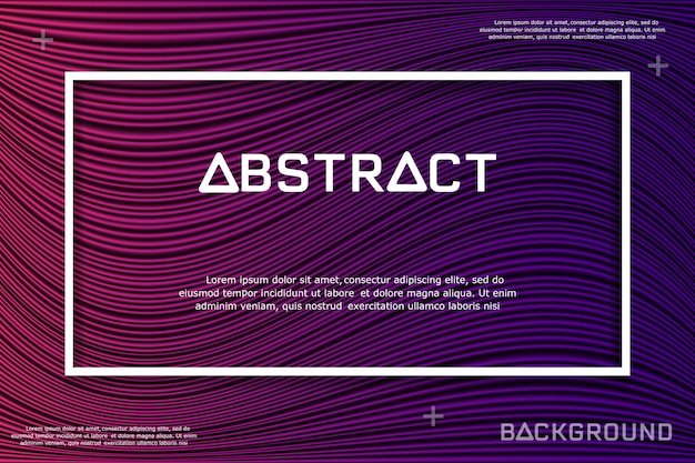 Abstract line and texture background.