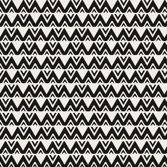 배경에 대 한 추상 라인 삼각형 패턴