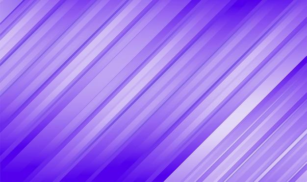 抽象線白と紫の色のモダンな背景デザイン。ベクトルイラスト