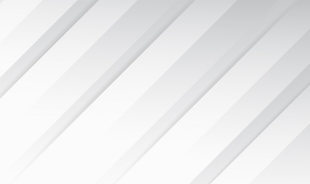 Abstract line white and gray color modern background design