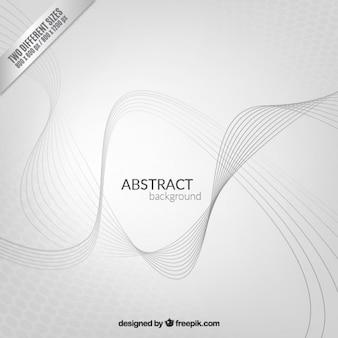 線の抽象画の背景