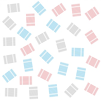 Abstract lines pattern decoration background