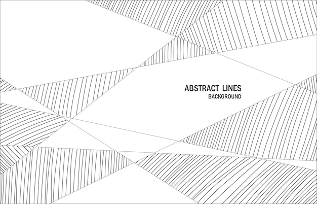 Abstract lines shape style artwork with space of texture. decorative for ad, poster, header text background. illustration vector