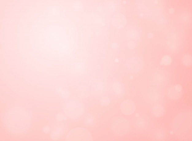 Abstract living coral mesh gradient with bokeh background