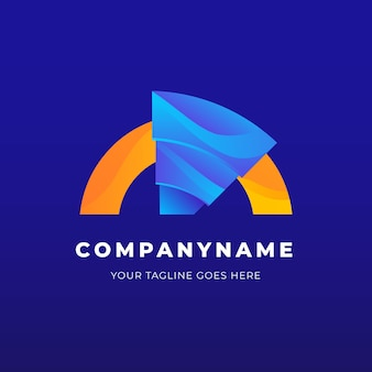 Abstract logo business template