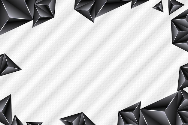 Abstract luxury background . futuristic . triangles glossy premium style