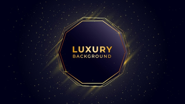 Abstract luxury background template