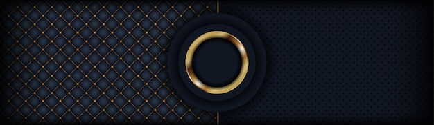 Abstract luxury dark background textured with combination shining