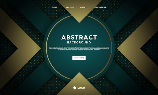 Abstract luxury mesh background with hexagon texture
