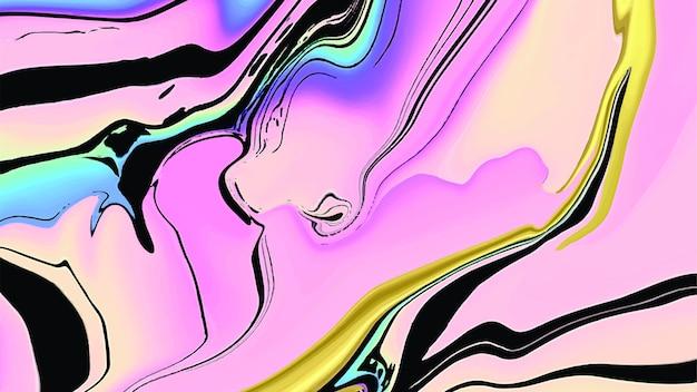 Абстрактный мраморный фон