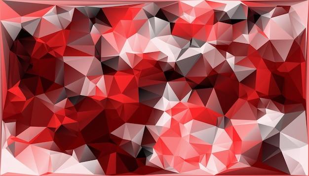 Абстрактный военный камуфляж фон из геометрических фигур треугольников. многоугольный стиль.
