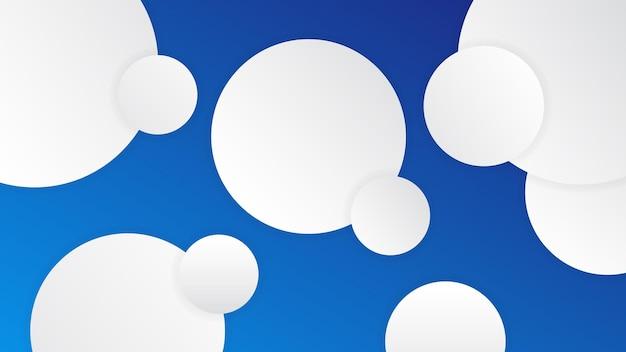 Абстрактный минимальный синий фон жидкий цветовой градиент. презентация синий современный узор фона, обложка, баннер шаблон