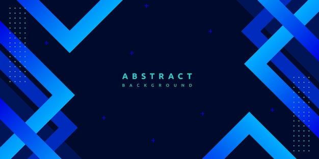 Абстрактный минимальный синий фон